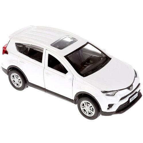 Технопарк Коллекционная модель автомобиля TOYOTA RAV4