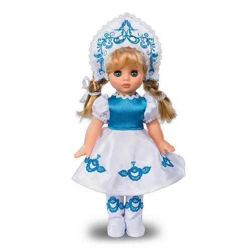 Кукла Эля Весна Гжельская красавица
