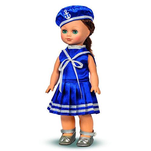 Кукла Элла Весна морячка со звуковым устройством