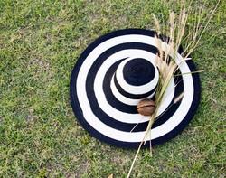 straw hat sisal