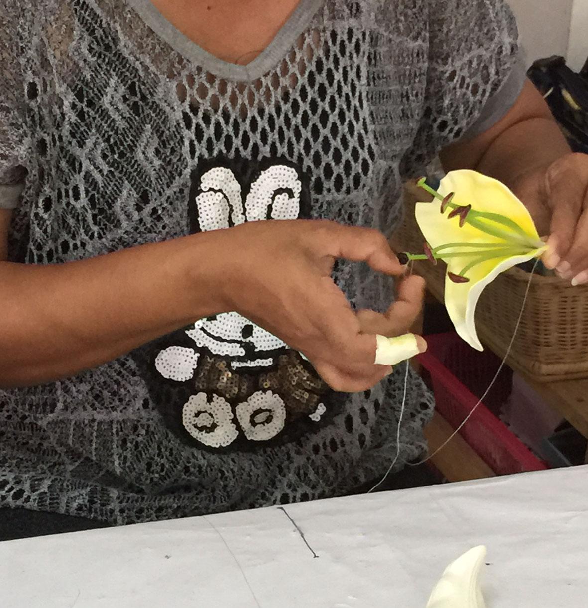 make flower 2