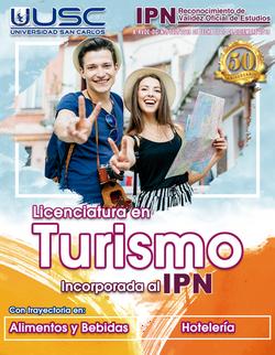 Licenciatura en Turismo IPN