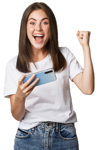 portrait-of-an-excited-young-girl-holdin