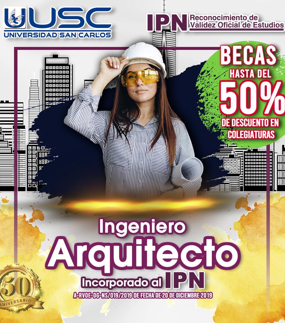 Ing. Arq. USC