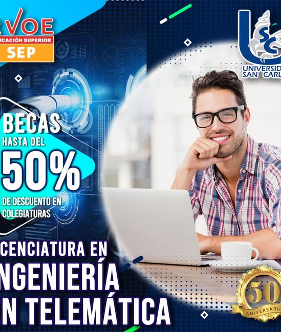 Ing. Telemática USC