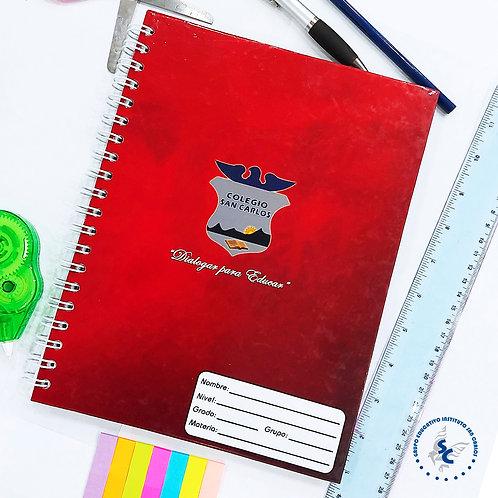Cuaderno Profesional cuadro chico