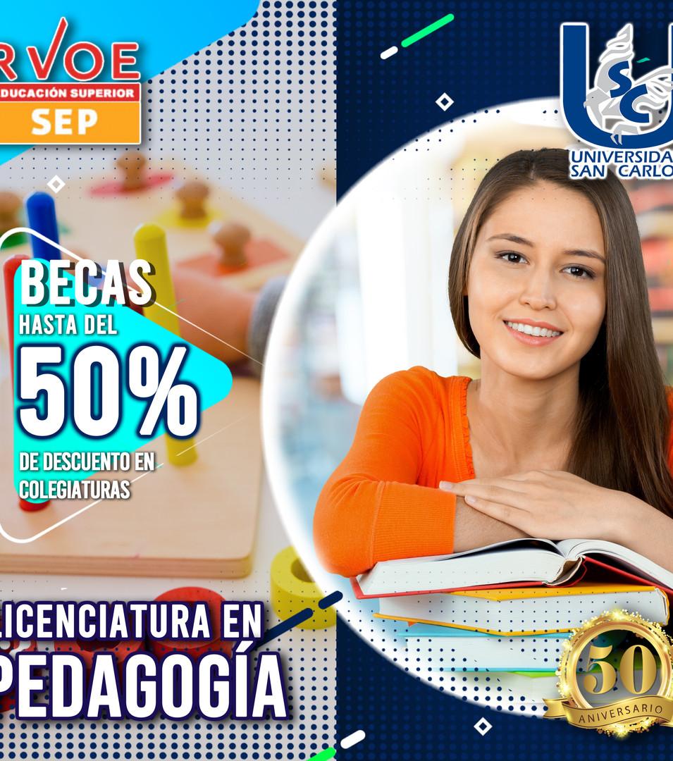 Pedagogía USC