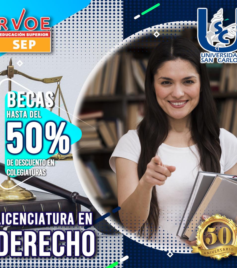 Derecho USC