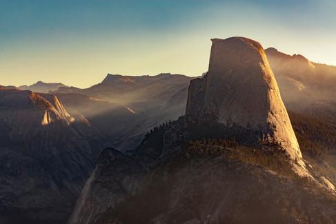 Half Dome // Yosemite National Park, CA