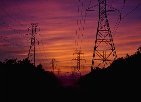 Powerlines  //  Durham, NC