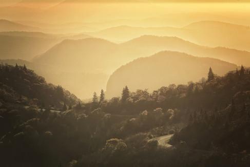 Sunrise // Black Balsam Knob, NC