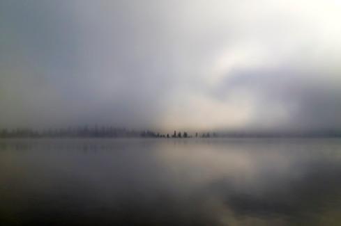 Heart Lake // Yellowstone National Park, WY