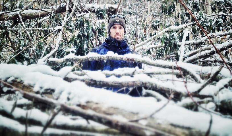 Snowy // Black Mountain, NC