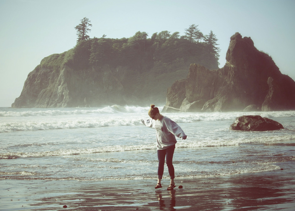 Ruby Beach // Olympic National Park, WA
