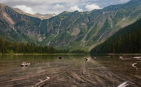 Avalanche Lake  //  Glacier National Park, MT