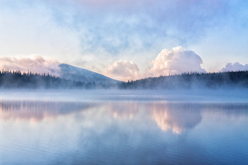 East Park Sunrise // Uinta-Wasatch-Cache National Park