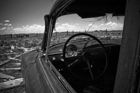 Pit Stop // Wyoming
