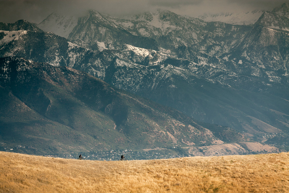 Downhill // Salt Lake City, UT