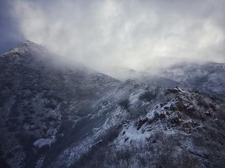 Moody Mountains // Salt Lake City, UT