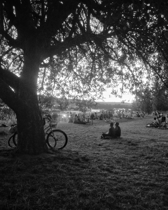 Summer Couple // Portland, OR