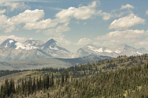 Granite Park Chalet  //  Glacier National Park, MT