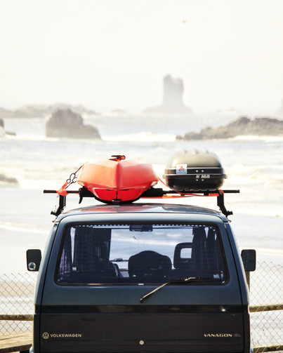 Adventure Mobile // Ecola State Park, OR
