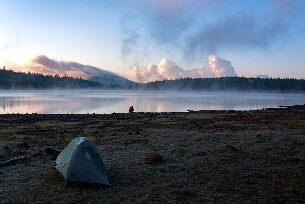 East Park Sunrise // Uinta-Wasatch-Cache National Forest, UT