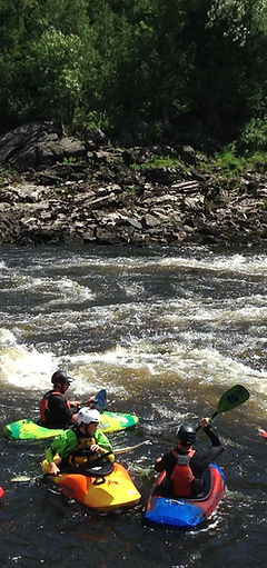 Liquid Skills Kayak School Ottawa River Beginner-mediate