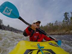 Liquid Skills Kayak School Ottawa River Women