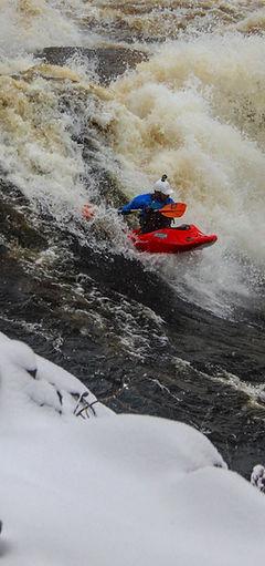 Liquid Skills Kayak School Ottawa River Advanced