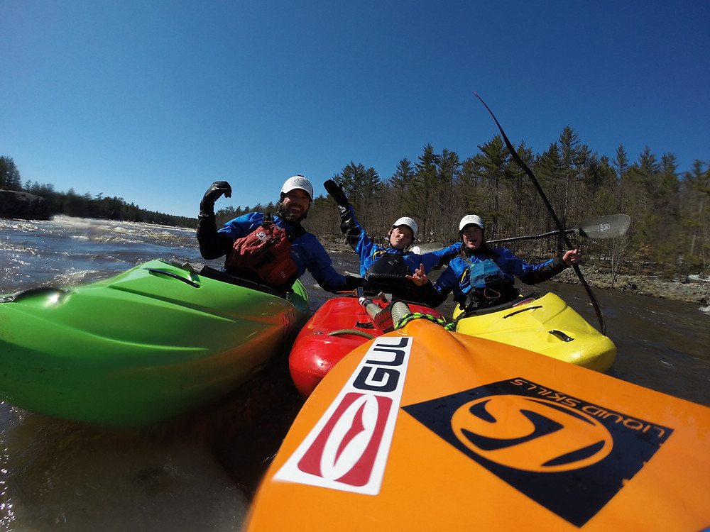 Liquid Skills Kayak & SUP Ottawa River
