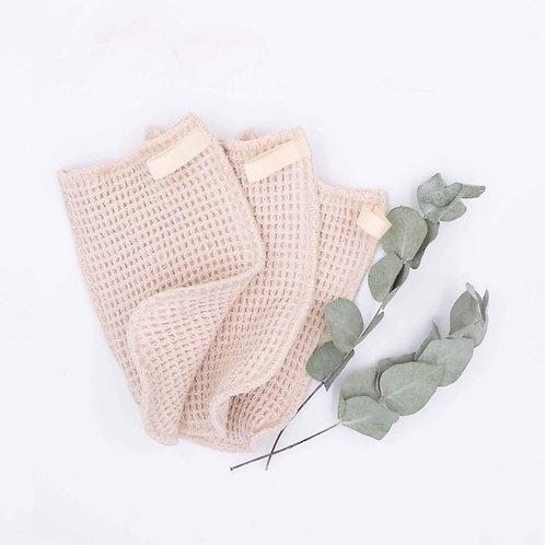 Organic Cotton Mitt