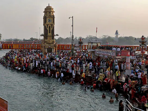 "Top Seer Ends Kumbh Mela After PM's Request To Keep It ""Symbolic"""