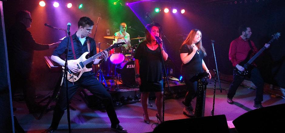 Rockology Full Band Stage Shot HO7 Jan 2