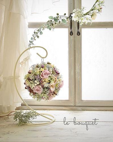 shabby&naturel 北海道校の_le bouquet です🌸_・_な