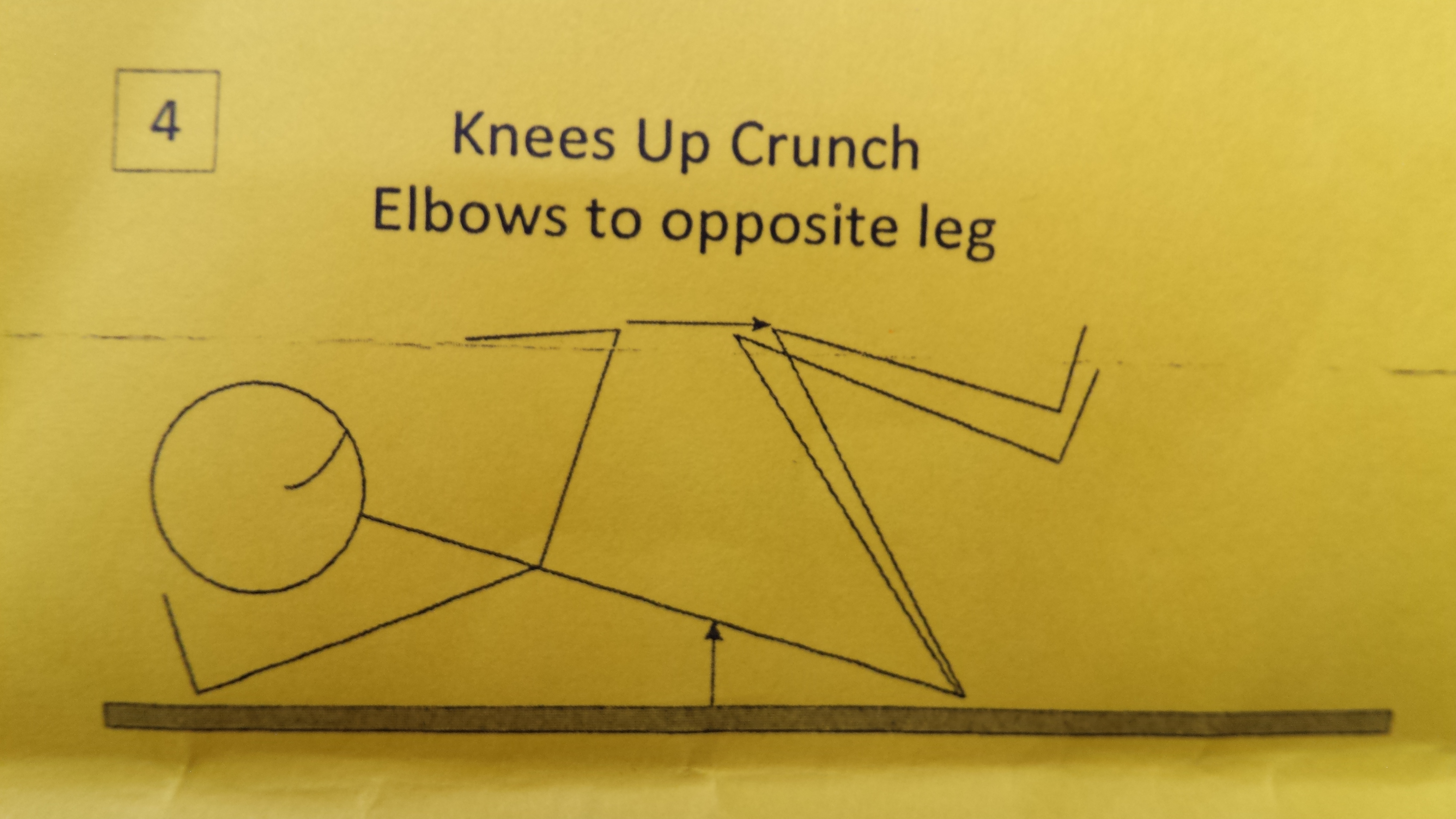 Exercise Instruction