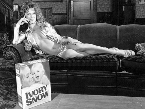 Promotional photo for Mind with the Dirty Man starring Marilyn Chambers, Union Plaza, Las Vegas