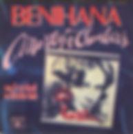 "European picture sleeve for Marilyn Chambers' debut single ""Benihana,"" 1977"