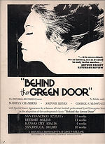 Behind the Green Door (1972) starring Marilyn Chambers