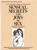 Alternate cover of Sensual Secrets by Marilyn Chambers (Sensual Secrets and Joys of Sex), 1981
