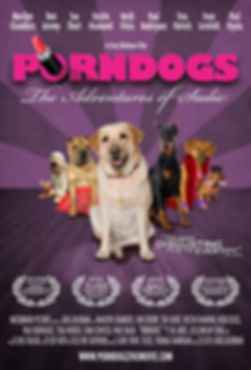Porndogs: The Adventures of Sadie starring Marilyn Chambers, 2009