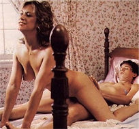 Marilyn Chambers and Tom Byron in Marilyn Chambers' Private Fantasies #2