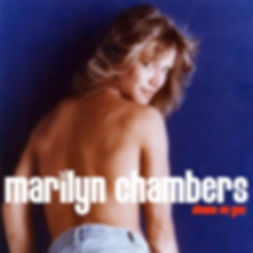 "Cover for 2014 reissue of Marilyn Chambers' single ""Shame on You"" (1980)"