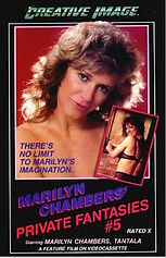 Marilyn Chambers' Private Fantasies #5, alternate cover