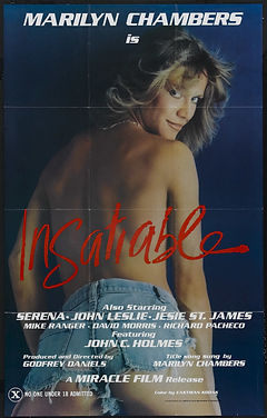 Marilyn Chambers is Insatiable, 1980