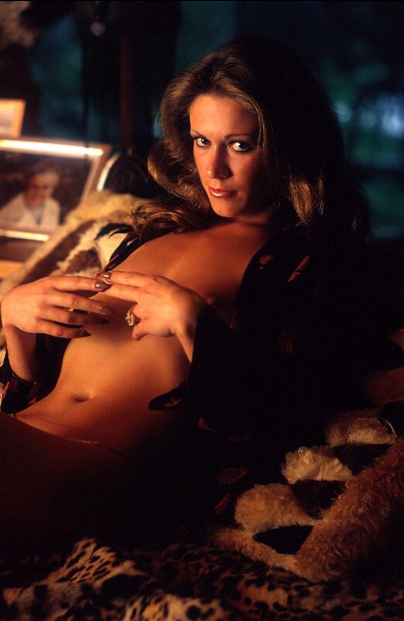 Marilyn Chambers, Playboy, April 1974