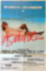 B-style poster for Insatiable starring Marilyn Chambers