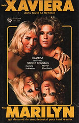Xaviera Meets Marilyn Chambers, 1976