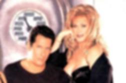 Marilyn Chambers & Herschel Savage in 1999