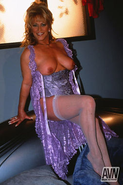 Marilyn Chambers in Still Insatiable, 1999